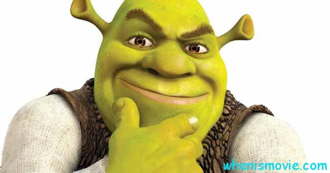Shrek 5  movie 2018