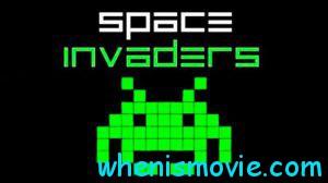 Space Invaders movie