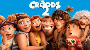 The Croods 2 movie 2018