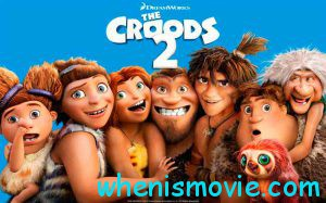 The Croods 2 movie 2018