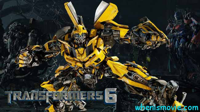 Transformers 6 2018