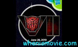 Transformers 7 2019