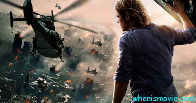World War Z 2 movie 2018