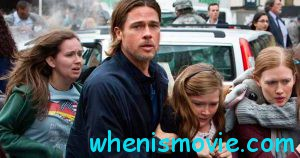 World War Z 2 movie