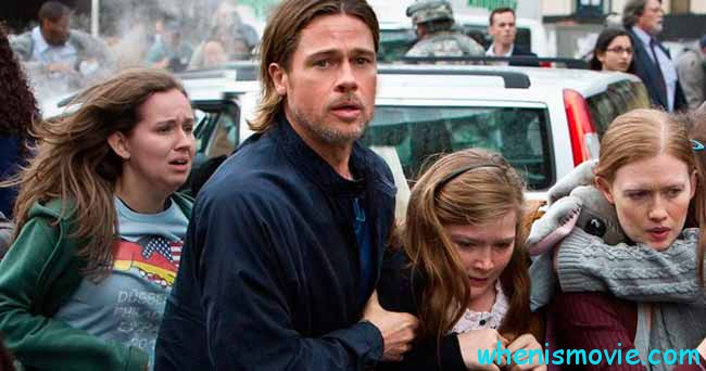 World War Z 2 movie
