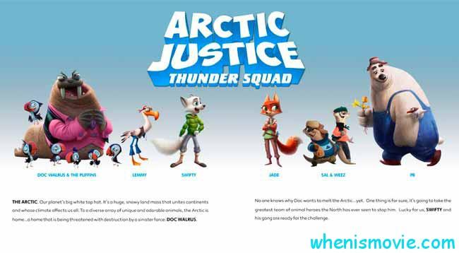 Arctic Justice 2018