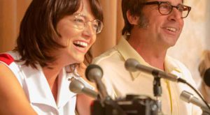 Battle of the Sexes movie 2017