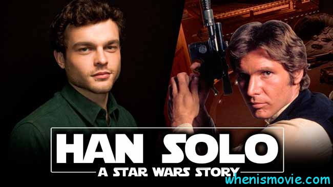 Star Wars: Han Solo movie 2018