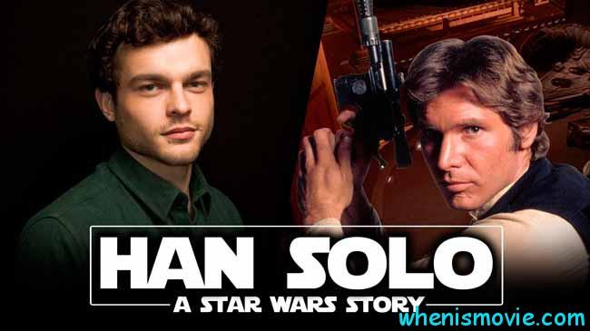 Star Wars: Han Solo movie 2018