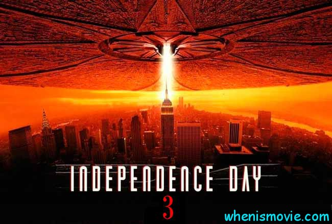 Independence Day 3 movie 2018