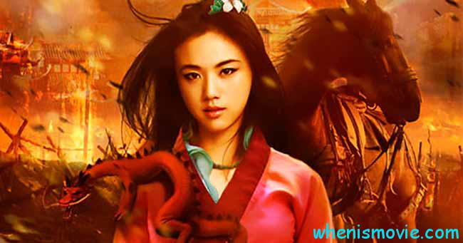 Mulan movie 2018