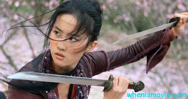 Mulan movie