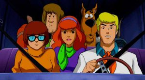 Scooby-Doo movie 2018