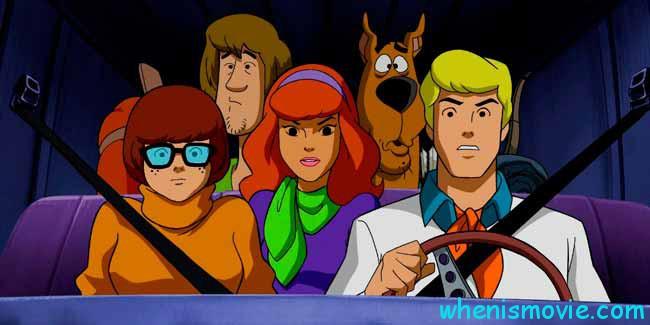 Scooby-Doo movie 2018
