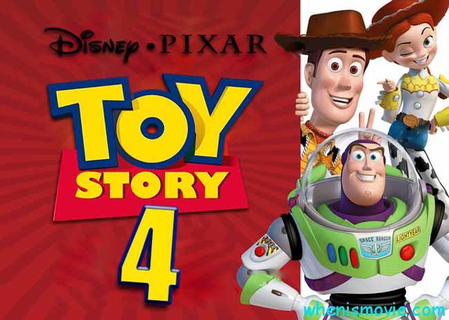 Toy Story 4 movie 2018