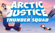 Arctic Justice: Thunder Squad movie 2018