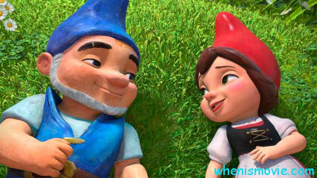 Gnomes & Juliet: Sherlock Gnomes
