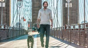 List of best Thriller movies 2017 - John Wick: Chapter 2