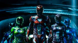 What is the best Action movies in 2017? - Power Rangers