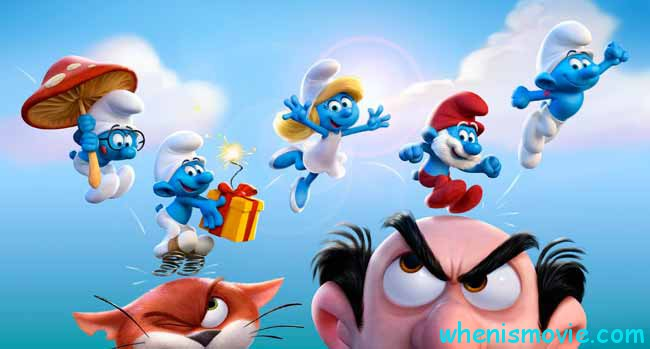 Smurfs: The Lost Village