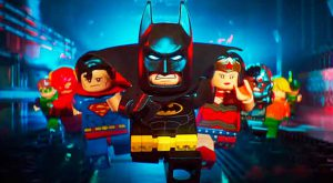 List of TOP 10 english Animation movies 2017 - The LEGO Batman Movie
