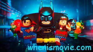 List of TOP 10 english Animation movies 2017 - The LEGO Batman Movie