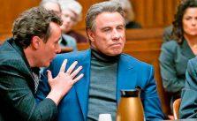 John Travolta and Chris Kerson in Gotti