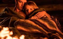 Patrick Schwarzenegger and Bella Thorne in Midnight Sun