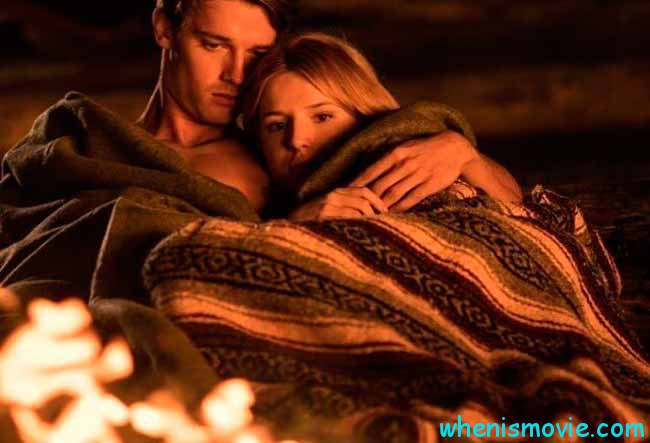 Patrick Schwarzenegger and Bella Thorne in Midnight Sun
