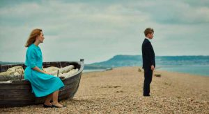 A still from On Chesil Beach