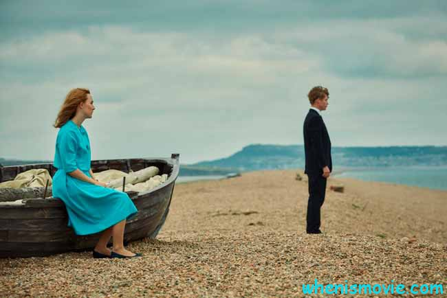 A still from On Chesil Beach