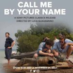 When does come out Call Me By Your Name movie 2017