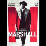 When does come out Marshall movie 2017
