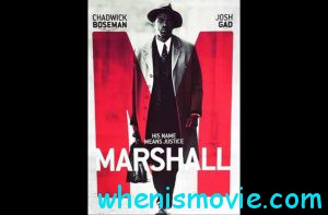 Marshall movie 2017