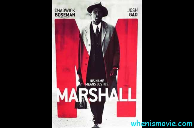 Marshall movie 2017