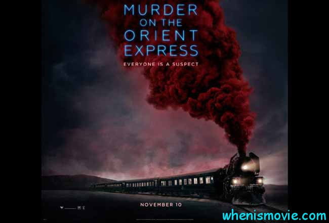 Murder on the Orient Expres