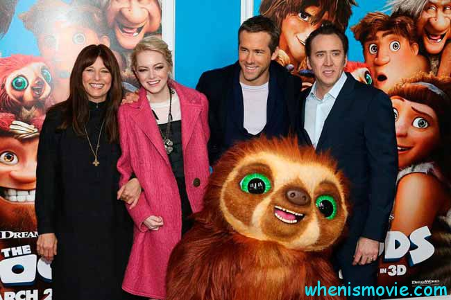 The Croods 2 2017