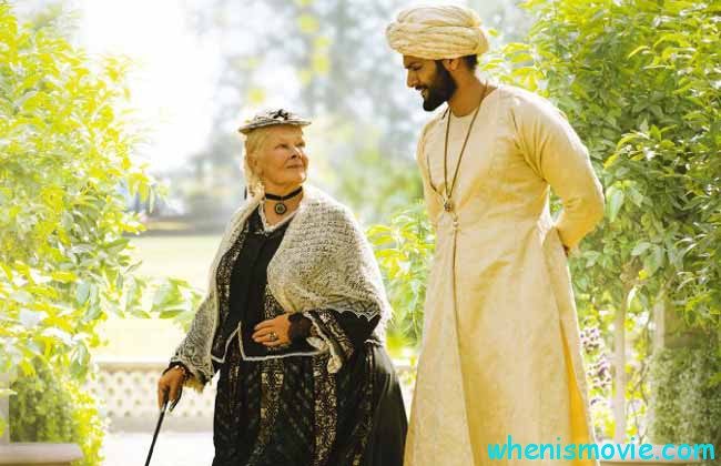 Victoria and Abdul movie 2017