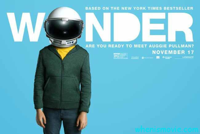 Wonder movie 2017