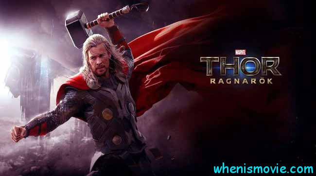 Thor 3 Ragnarok movie 2017