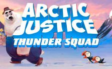 Arctic Justice movie