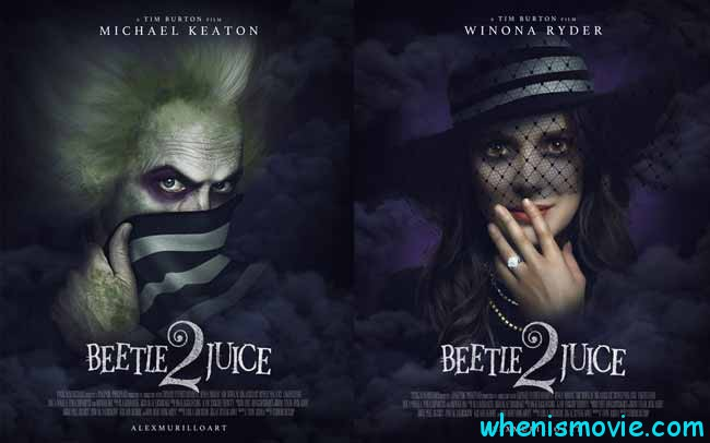 Beetlejuice 2 movie