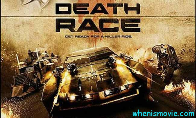 Death Race 4 movie 2018