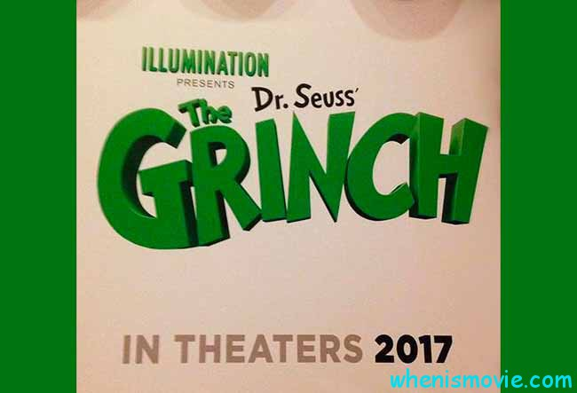 Dr.Seuss How The Grinch Stole Christmas movie