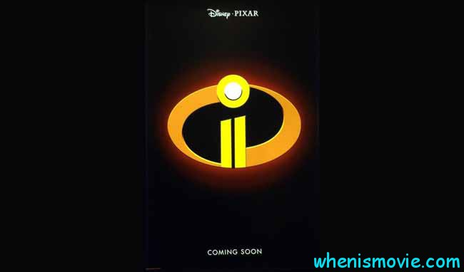 The Incredibles 2 movie