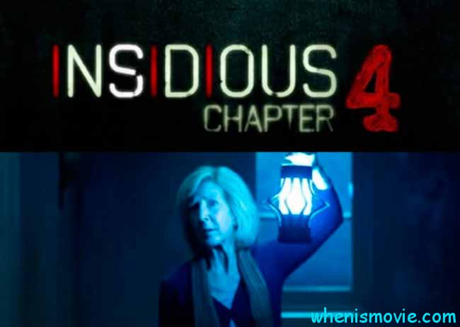 Insidious Chapter 4 movie 2018