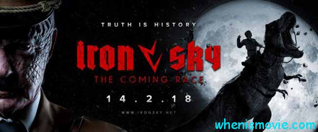 Iron Sky 2 The Coming Race movie 2018