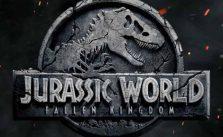 Jurassic Park 5 - Jurassic World Fallen Kingdom movie 2018