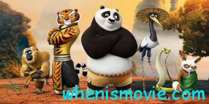 Kung Fu Panda 4 movie