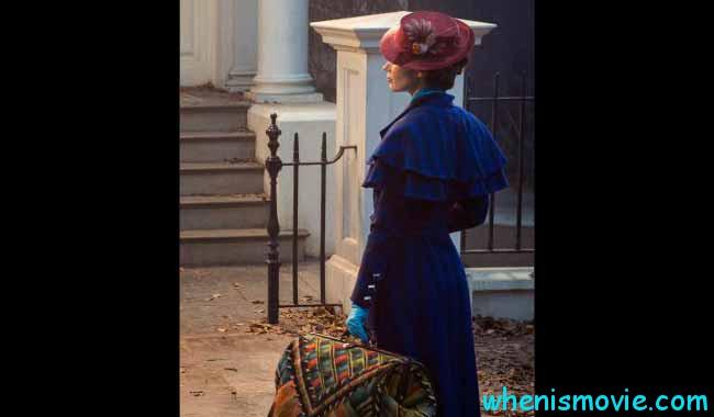 Mary Poppins 2 - Mary Poppins Returns movie